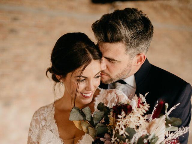 La boda de Manu y Tania en Bellpuig, Lleida 45