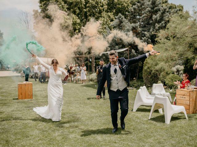 La boda de Manu y Tania en Bellpuig, Lleida 47