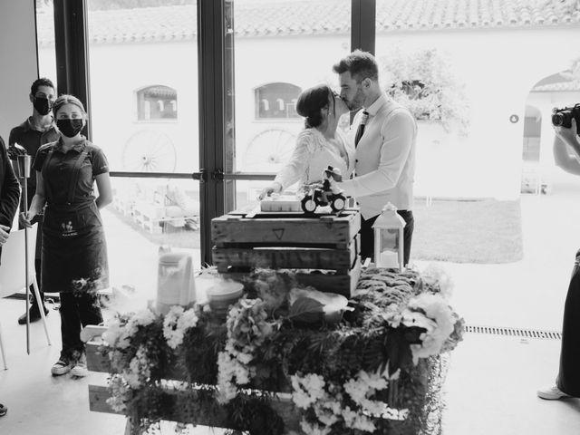 La boda de Manu y Tania en Bellpuig, Lleida 54