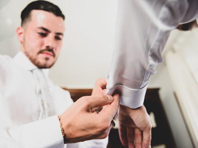La boda de Aida y Sebastien en Valverde De La Vera, Cáceres 4