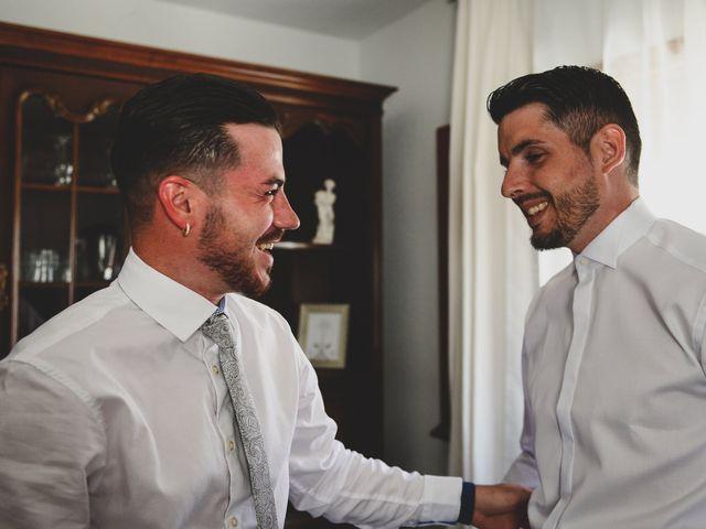 La boda de Aida y Sebastien en Valverde De La Vera, Cáceres 6