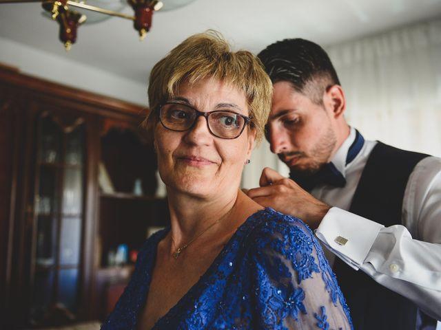 La boda de Aida y Sebastien en Valverde De La Vera, Cáceres 10