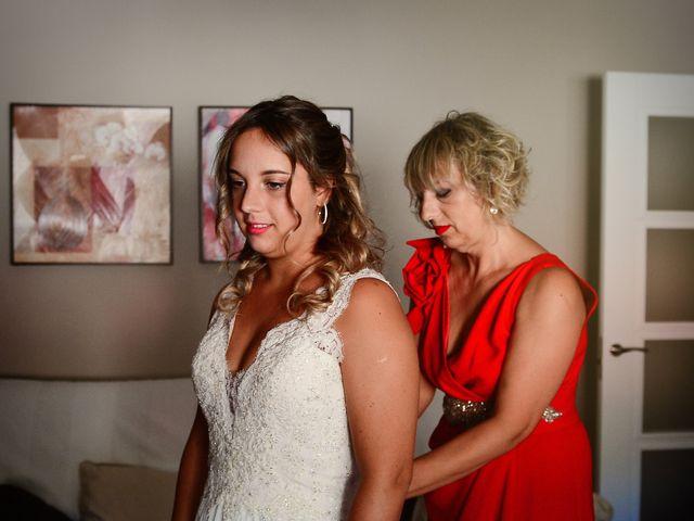 La boda de Aida y Sebastien en Valverde De La Vera, Cáceres 16