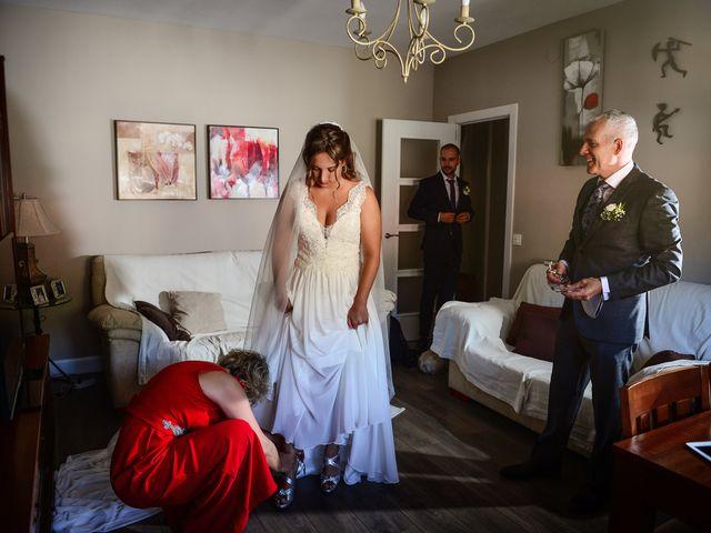 La boda de Aida y Sebastien en Valverde De La Vera, Cáceres 19