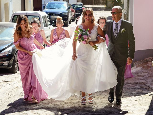 La boda de Aida y Sebastien en Valverde De La Vera, Cáceres 22
