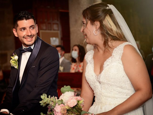 La boda de Aida y Sebastien en Valverde De La Vera, Cáceres 29