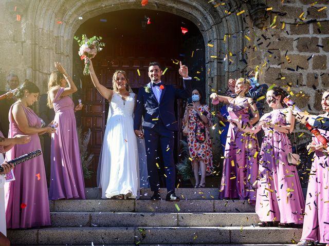 La boda de Aida y Sebastien en Valverde De La Vera, Cáceres 34