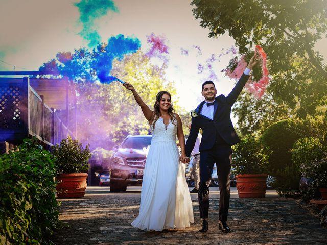 La boda de Aida y Sebastien en Valverde De La Vera, Cáceres 45