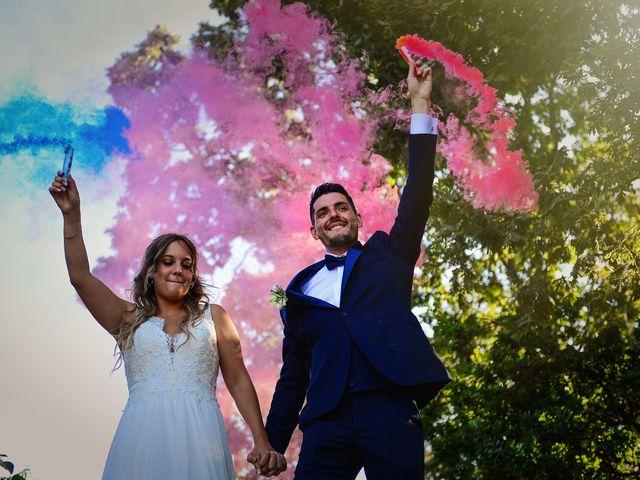La boda de Aida y Sebastien en Valverde De La Vera, Cáceres 46