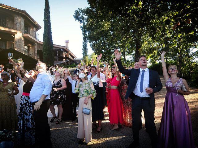 La boda de Aida y Sebastien en Valverde De La Vera, Cáceres 51