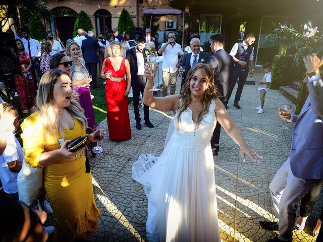 La boda de Aida y Sebastien en Valverde De La Vera, Cáceres 52