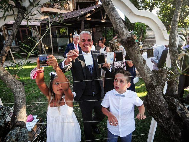 La boda de Aida y Sebastien en Valverde De La Vera, Cáceres 54