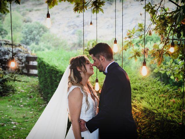 La boda de Aida y Sebastien en Valverde De La Vera, Cáceres 57