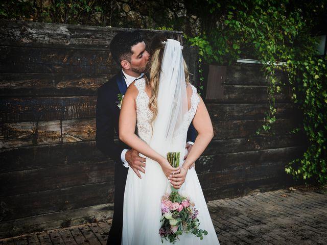 La boda de Aida y Sebastien en Valverde De La Vera, Cáceres 59