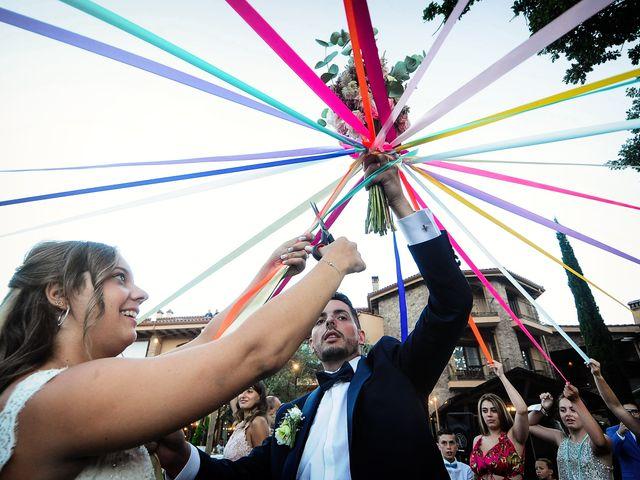 La boda de Aida y Sebastien en Valverde De La Vera, Cáceres 62