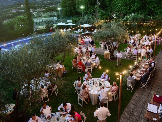 La boda de Aida y Sebastien en Valverde De La Vera, Cáceres 67