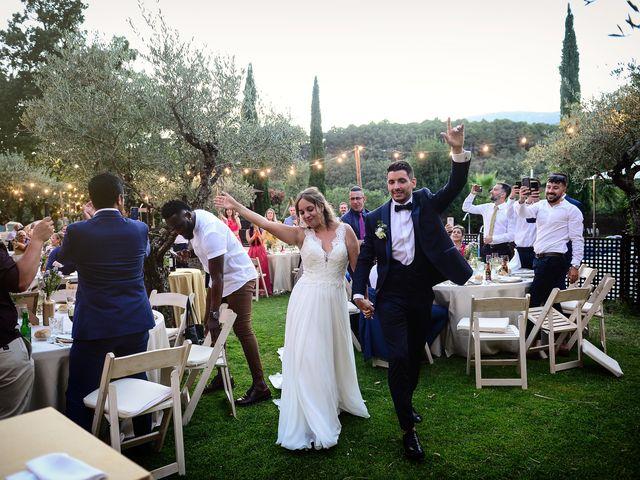 La boda de Aida y Sebastien en Valverde De La Vera, Cáceres 71