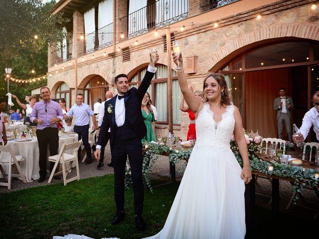 La boda de Aida y Sebastien en Valverde De La Vera, Cáceres 73