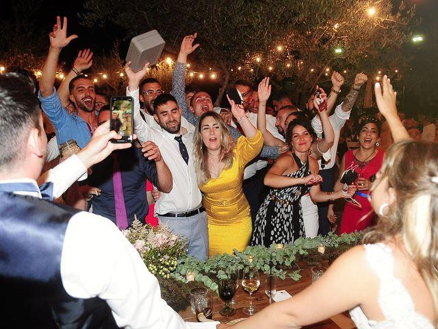 La boda de Aida y Sebastien en Valverde De La Vera, Cáceres 74