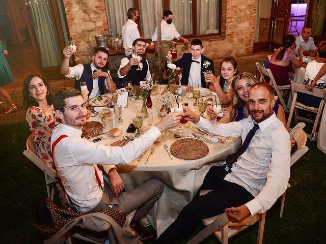 La boda de Aida y Sebastien en Valverde De La Vera, Cáceres 75