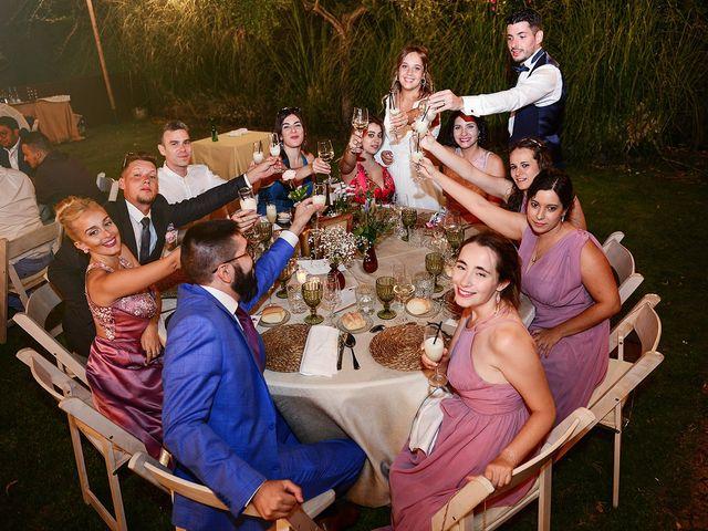 La boda de Aida y Sebastien en Valverde De La Vera, Cáceres 76