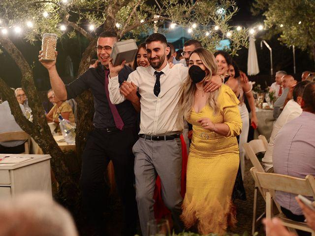 La boda de Aida y Sebastien en Valverde De La Vera, Cáceres 78