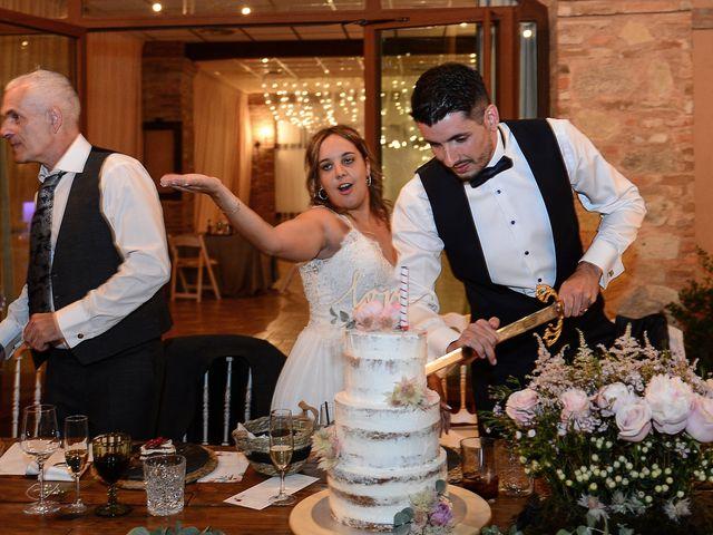 La boda de Aida y Sebastien en Valverde De La Vera, Cáceres 81