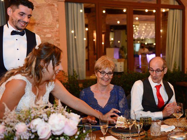 La boda de Aida y Sebastien en Valverde De La Vera, Cáceres 82