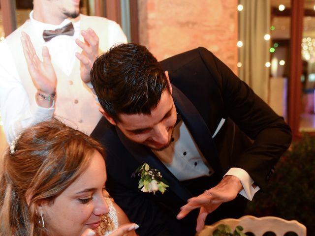 La boda de Aida y Sebastien en Valverde De La Vera, Cáceres 84