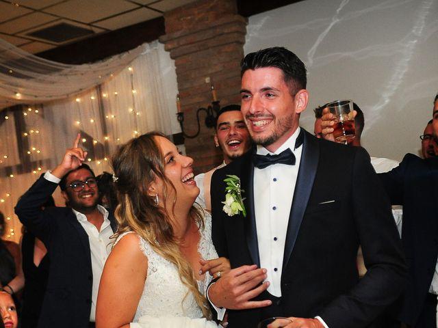 La boda de Aida y Sebastien en Valverde De La Vera, Cáceres 92