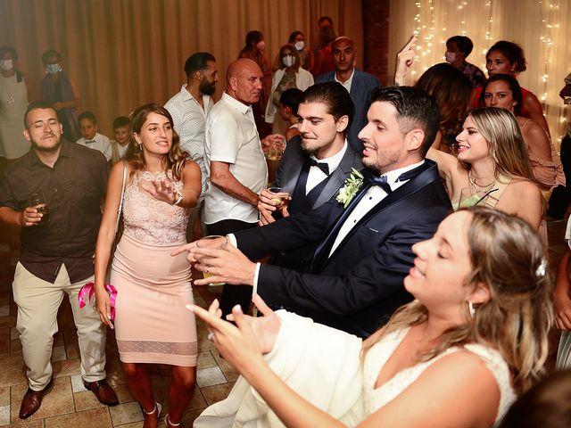 La boda de Aida y Sebastien en Valverde De La Vera, Cáceres 93
