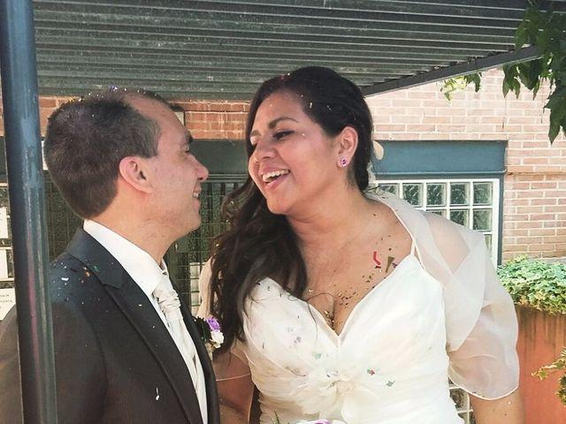 La boda de David y Noely en Madrid, Madrid 4