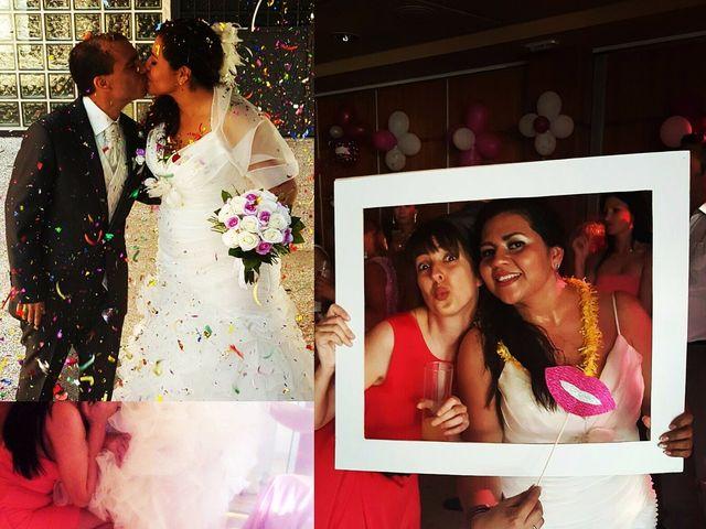 La boda de David y Noely en Madrid, Madrid 5