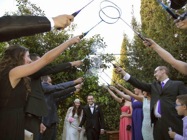 La boda de Víctor y Rosa en Illescas, Toledo 1