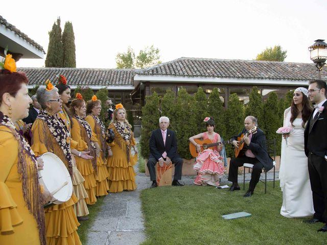 La boda de Víctor y Rosa en Illescas, Toledo 2