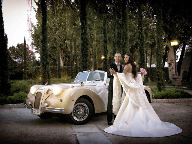 La boda de Víctor y Rosa en Illescas, Toledo 7
