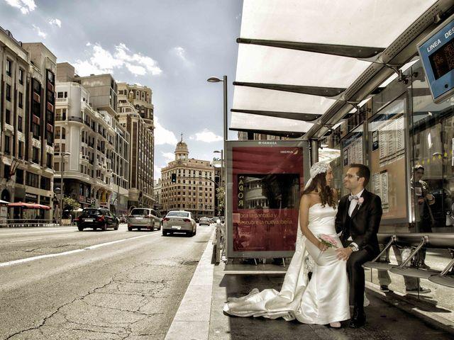 La boda de Víctor y Rosa en Illescas, Toledo 11