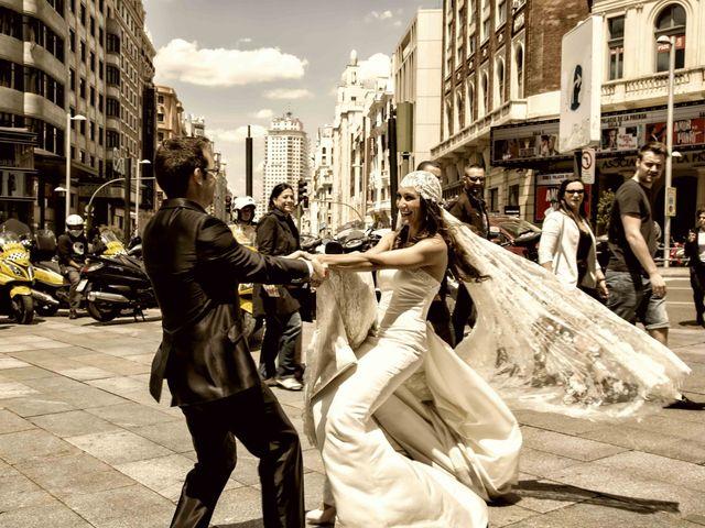La boda de Víctor y Rosa en Illescas, Toledo 14