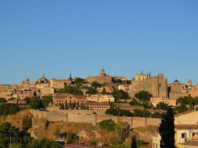La boda de Pablo y Alicia en Toledo, Toledo 4