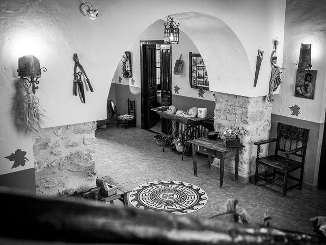 La boda de David y Aurora en Saelices, Cuenca 5
