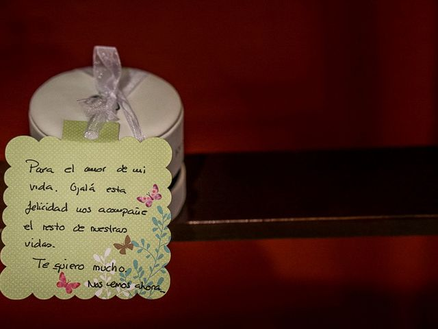 La boda de David y Aurora en Saelices, Cuenca 7