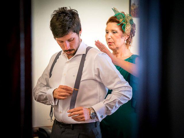 La boda de David y Aurora en Saelices, Cuenca 11