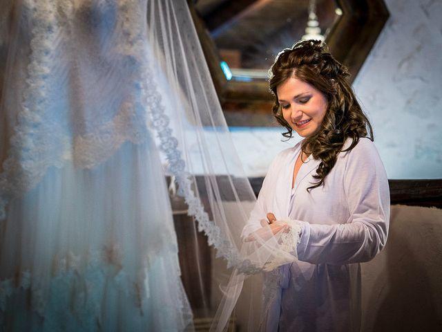 La boda de David y Aurora en Saelices, Cuenca 15