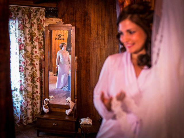 La boda de David y Aurora en Saelices, Cuenca 17