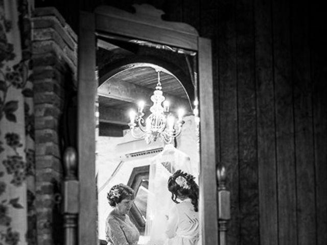 La boda de David y Aurora en Saelices, Cuenca 18