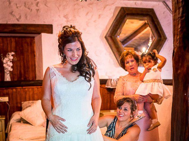 La boda de David y Aurora en Saelices, Cuenca 21