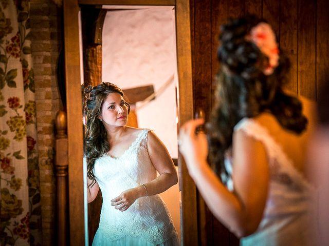 La boda de David y Aurora en Saelices, Cuenca 22
