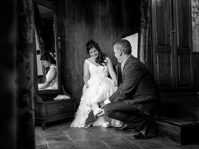 La boda de David y Aurora en Saelices, Cuenca 26
