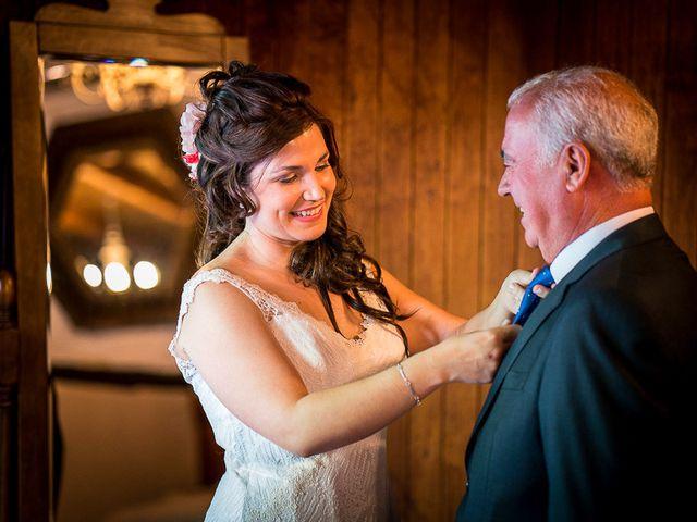 La boda de David y Aurora en Saelices, Cuenca 27