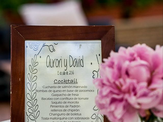 La boda de David y Aurora en Saelices, Cuenca 29